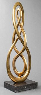 "Hugh Cunningham ""Scintillation"" Bronze Sculpture"