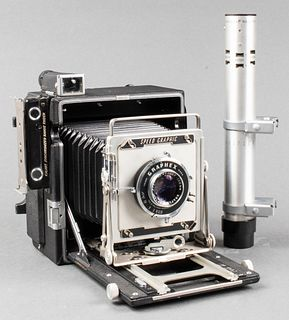Graflex Pacemaker Speed Graphic 4 x 5 Camera
