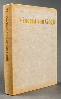 The Works Of Vincent Van Gogh Book