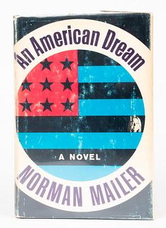 Norman Mailer An American Dream Book