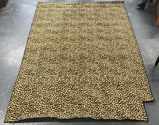 Modern Cheetah Print Carpet 13' x 9'