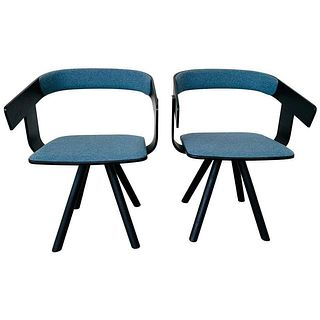 Pair of FLOAT Chairs by Buzzi Space From Ryan Seacrest