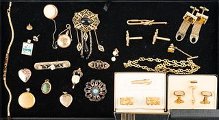 Quality Victorian and Later Costume Jewelry