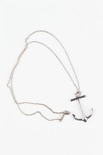 Vintage Tiffany and Co. Necklace/Anchor