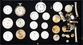 Watch Movements and Parts