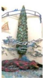 Cypress Tree (Corner)
