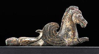 Romano-British Bronze Pegasus, ex-Royal Athena