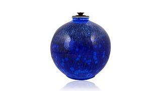 Unique Royal Copenhagen Vase by Soren Berg