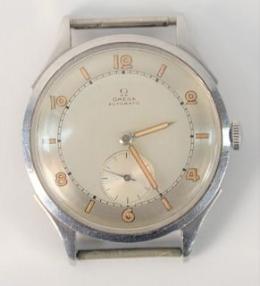 Omega Automatic Mens Wristwatch, 17 jewel.