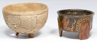 Mayan Pottery Assortment