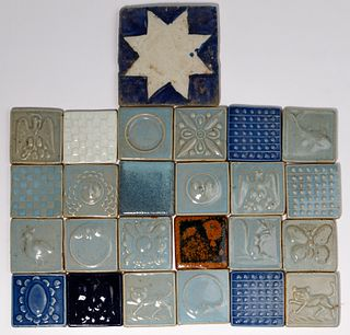 Tile and Figure Assortment