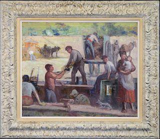 Maximillian Luce (France, 1848-1941)