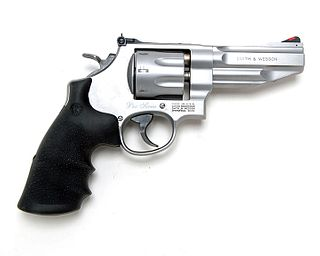 Smith and Wesson 627 8 shot 357 mag