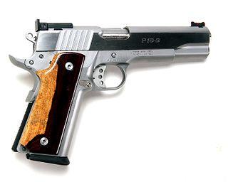 Para Ordinance 1911 9mm/38 super High Cap
