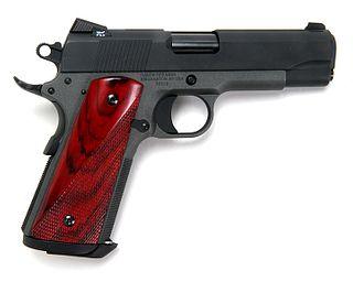 Fusion Fire Arms Commander 38 super 1911 custom build