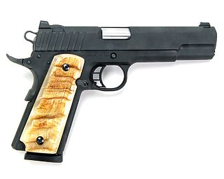 Fusion Fire Arms 1911 Scout Elite Excel/45cal Ion