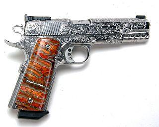 Ed Brown Classic Custom 45 1911