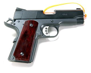Wilson Combat 1911 Officers Model