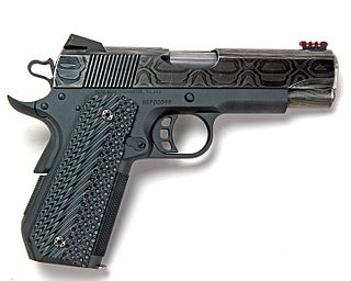 Hero 1911 Damascus Custom