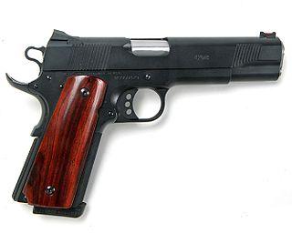Wilson Combat 1911/38 Super