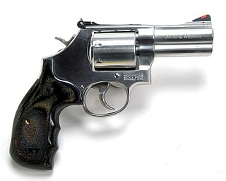 Smith and Wesson 686 357 mag
