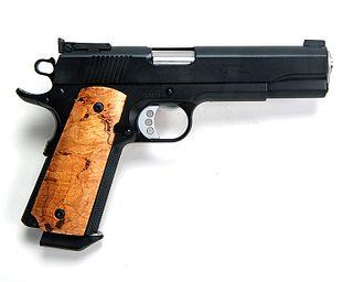 Ed Brown Custom 1911 38 super
