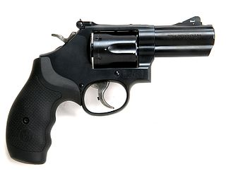 Smith and Wesson Model 19 357mag