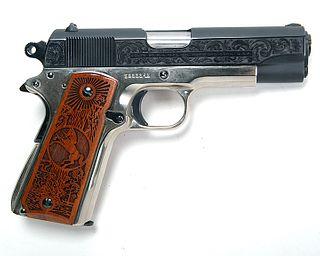 Colt 1911 Combat Commander 45cal