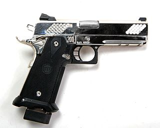STI 1911 38 Super