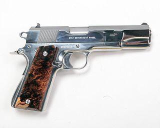 Colt 1911 38 Super