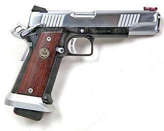 Caspian Custom 1911 45cal