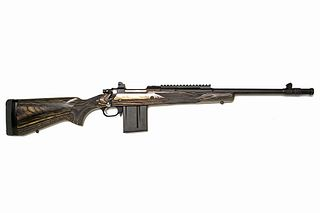 Ruger Gun Site Scout 308