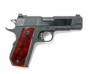Fusion Fire Arms 1911 45 cal Custom