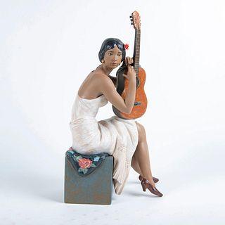 The Flamenco Singer 01009177 - Lladro Porcelain Figure