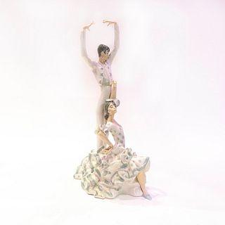 Flamenco Dancers 01004519 - Lladro Porcelain Figure