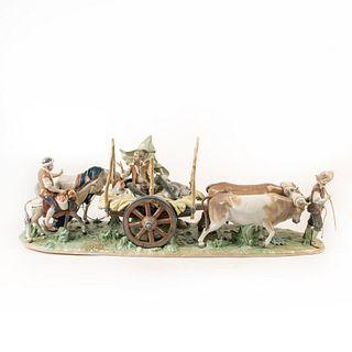 Return to La Mancha 01001580 - Lladro Porcelain Figure