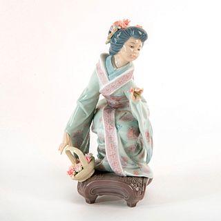 Yuki 1983/1998 1001448 - Lladro Porcelain Figure