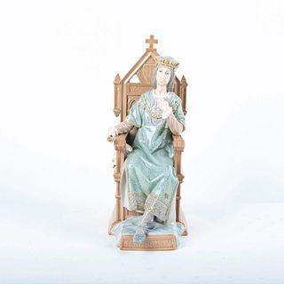 Fernando Of Aragon 1004933 - Lladro Porcelain Figure