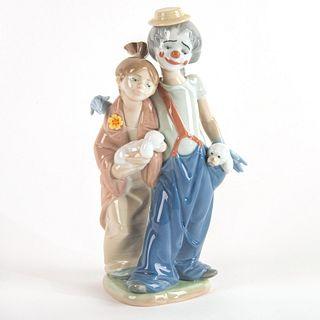 Pals Forever 1007686 - Lladro Porcelain Figure