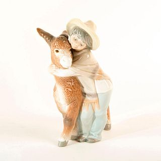 Platero and Marcelino 1001181 - Lladro Porcelain Figure