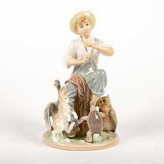 Springtime Of '27 01001410 - Lladro Porcelain Figure