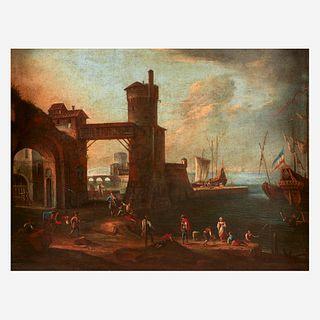 Italianate School (17th-18th Century), , The Seaport