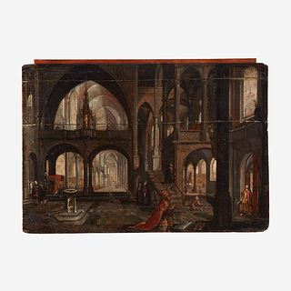 After Hendrick Aerts (Flemish, 1570–1628) | A 17th Century Composition, , The Church of Latran