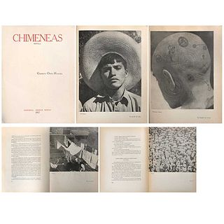 CASASOLA, AGUSTÍN JIMÉNEZ & ENRIQUE GUTMANN, Chimeneas, Editorial Nuevo México, 1937, Pages: 239