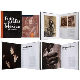 JOSÉ ANTONIO RODRÍGUEZ, Fotógrafas en México y Martín Ortíz fotógrafo el último de los románticos, Pieces: 2