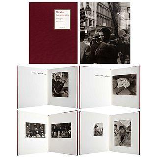 Miradas convergentes. Álvarez Bravo, Cartier - Bresson y Walker Evans, Editorial RM, 2013, Pages: 63