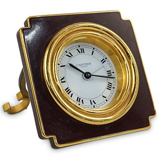 Cartier Desk Clock