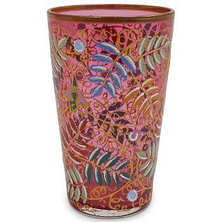 Moser Bohemian Glass