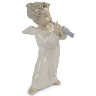 LLadro Porcelain Cherub Figurine