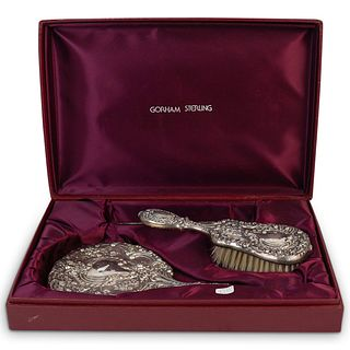 Gorham Sterling Vanity Set